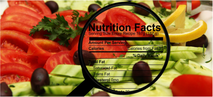 nutration-facts Dietary Tips For Healthy Weight Control